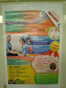 seminar dan workshop wound care